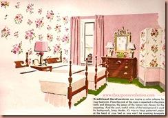 pinkgreenbedroom