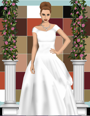 erin's dress