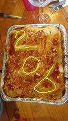 206 lasagna