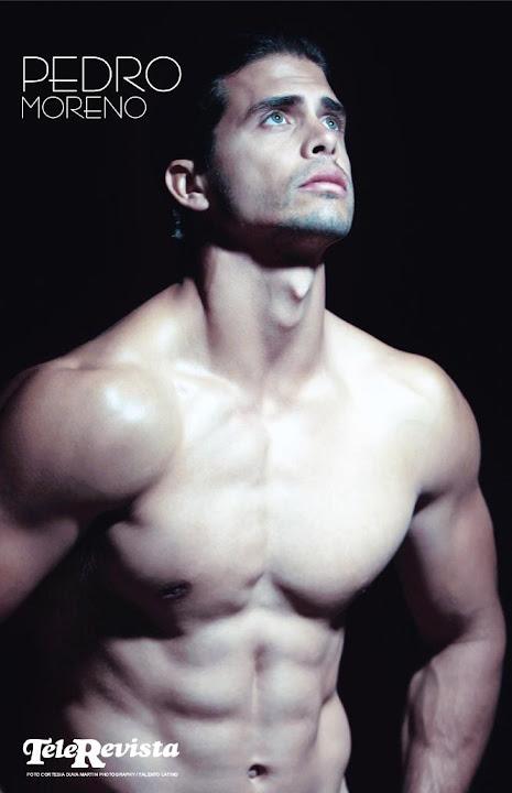 Mocho Model: Cuba-born actor Pedro Moreno