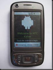 HTC TyTN II/Kaiser