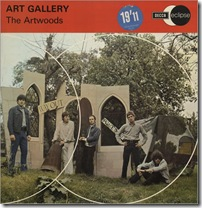 The Artwoods - Art Gallery1