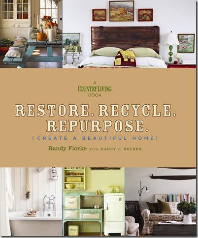 Restore. Recycle. Repurpose.