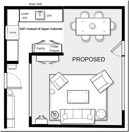 Floor Plan Proposed