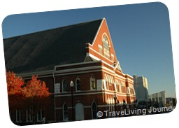 Ryman Auditorium - The Mother Church of Country Music
