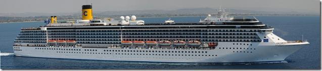 Costa Mediterranea - Katakolon - Grécia