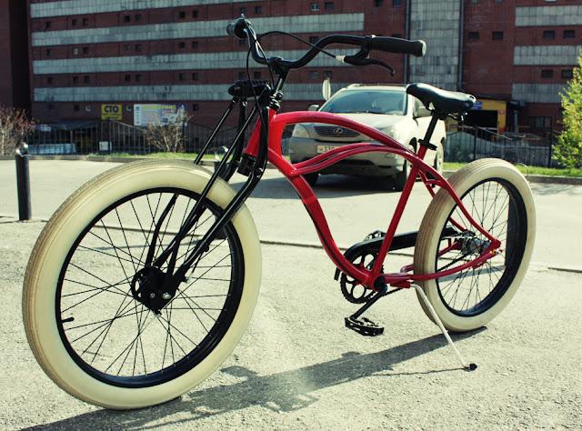 05 Zerofive Rat Rod Bikes
