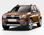 Dacia Duster front 150 Dacia Duster 4x4 Test Off Road