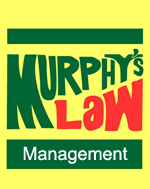 murphy s low management Legile lui Murphy – Birocratie si Management