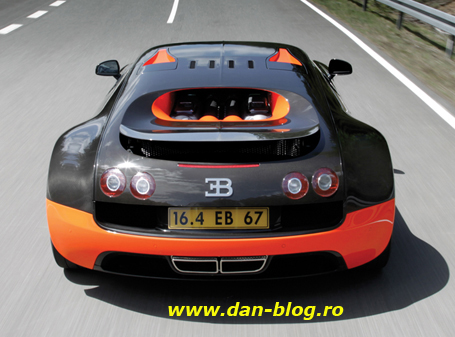 Bugatti Veyron SuperSport 05 Bugatti Veyron SuperSport