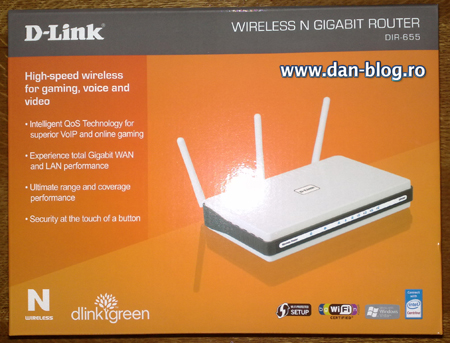 D Link DIR 655 Wireless N GIGABIT ROUTER D Link DIR 655 Wireless N GIGABIT ROUTER
