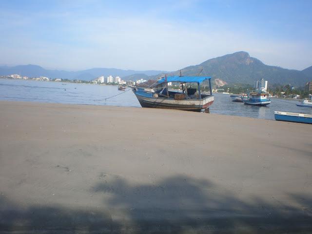 Pesca de Praia  - Massaguaçu - Caragua - 27/03/10 P3270654