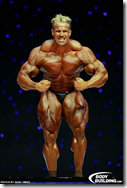 jay cutler muscular pose 2
