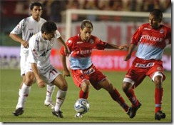 huracan vs arsenal
