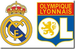 Real Madrid vs Lyon