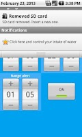 Screenshot of Drink Water Alarm