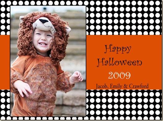 Crawford Halloween 2009