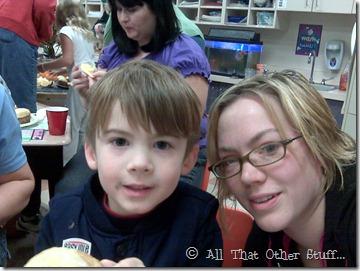 Muffins w/ Mom Day!