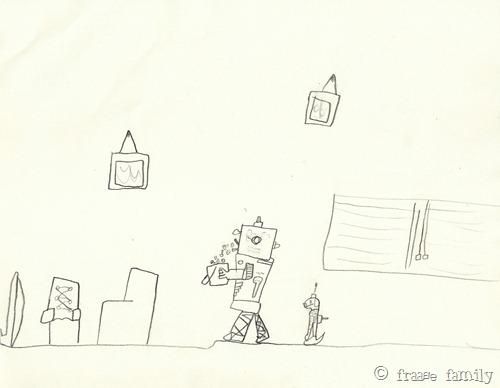AriaPukingRobot