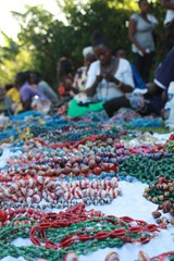Beads at Reach Out Mbuya