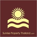 Sunrise Property Thailand badge logo