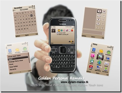 Golden Personal Preview S60 3rd