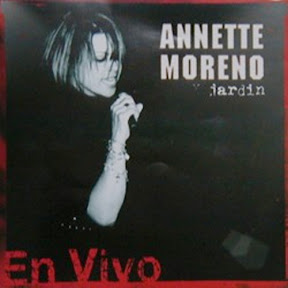 Annette moreno en vivo mas descargas cristianas for Anette moreno y jardin