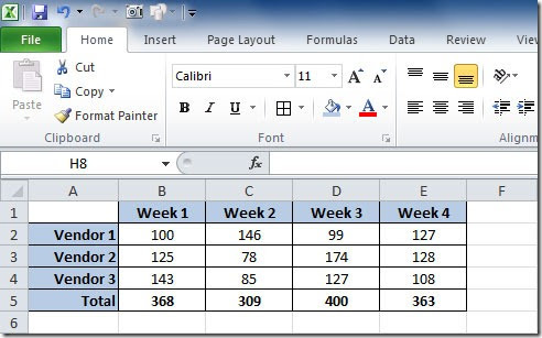 excel how to add bar labels