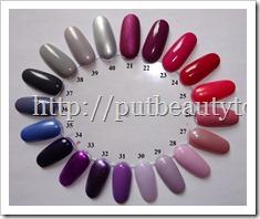 Writing Beauty Zoya Nail Polish Swatches