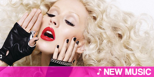 New music: Christina Aguilera - Not myself tonight