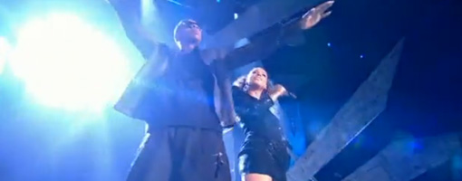 Jay-Z & Alicia Keys @ The BRIT awards 2010