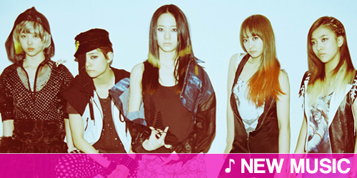 New music: f(x) - Nu abo