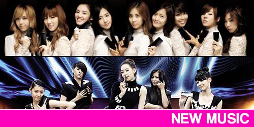 Girls' generation & f(x) - Chocolate love