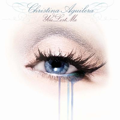 Christina Aguilera - You lost me | Single art