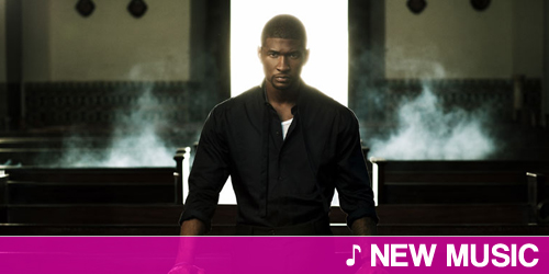 Usher featuring Pitbull - DJ got us fallin' in love | New music