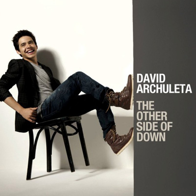 David Archuleta - The other side of down | Album art