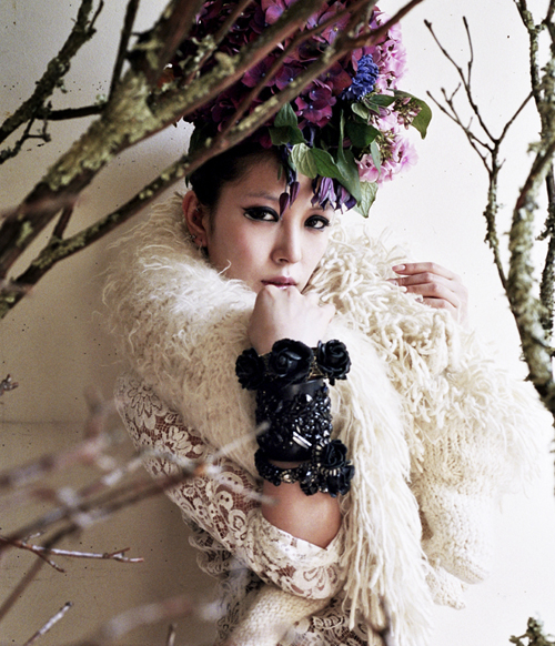 BoA's 6th Korean studio album promo shot | Promo's