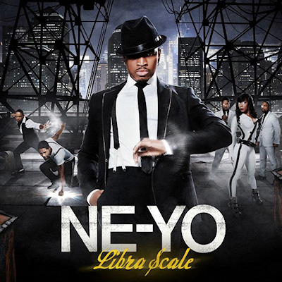 Ne-Yo - Libra scale | Album art