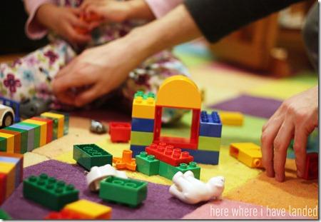 LegosOnTheFloor