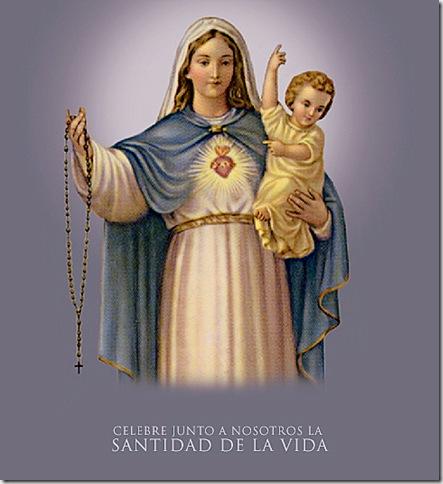 La Bella María es Theotokos y Madre Nuestra