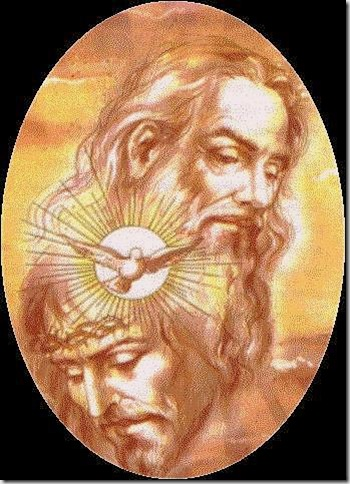 Santísima Trinidad quedate siempre con nosotros