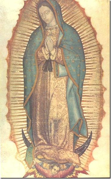 Bella Virgen del Tepeyac
