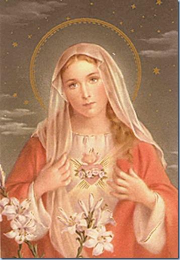 Sagrado Corazón de Theotokos