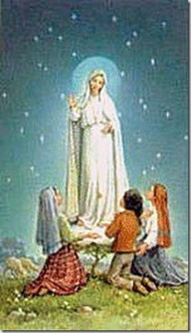 La Bella María de Fátima y los 3 pastorcitos