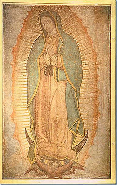 Hermosa Doncella de Guadalupe