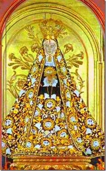 Bellla Virgen de la Soledad