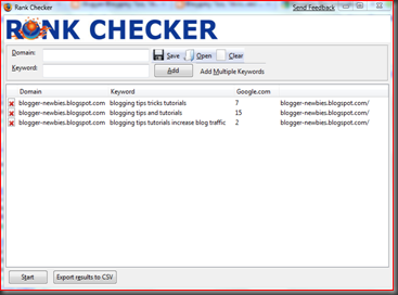 blog rank checker