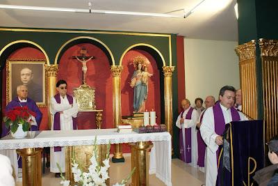 Bendición de la Imagen de San Pedro Poveda de Jaén