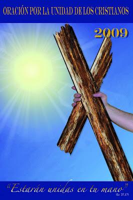 Cartel de Octavario de Oración por la unidad de los cristianos