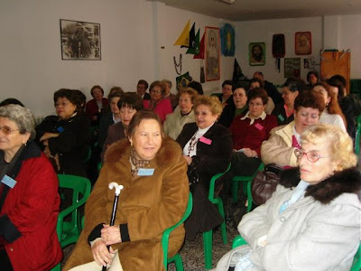 Reunión de Agentes de Pastoral de la Salud en Linares